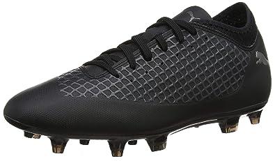 e5a108466 Puma Future 2.4 FG AG Black Black-P: Amazon.in: Shoes & Handbags