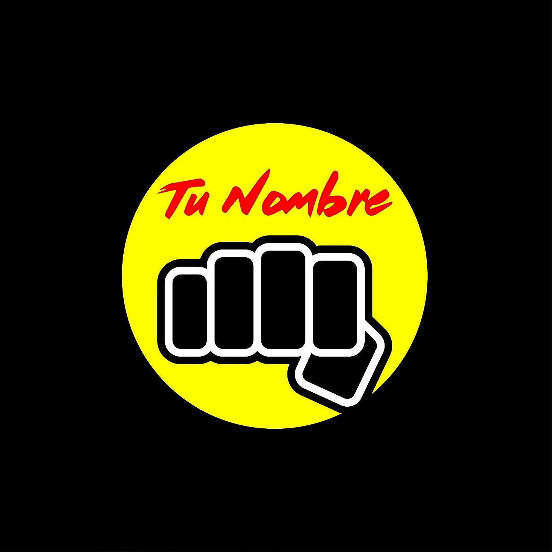 Strike First Sudadera Personalizada con tu Nombre para ni/ños