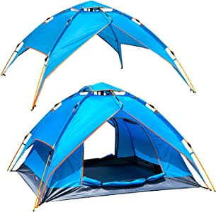 Amazon.com : McWay Automatic Camping Tent - Instant ...