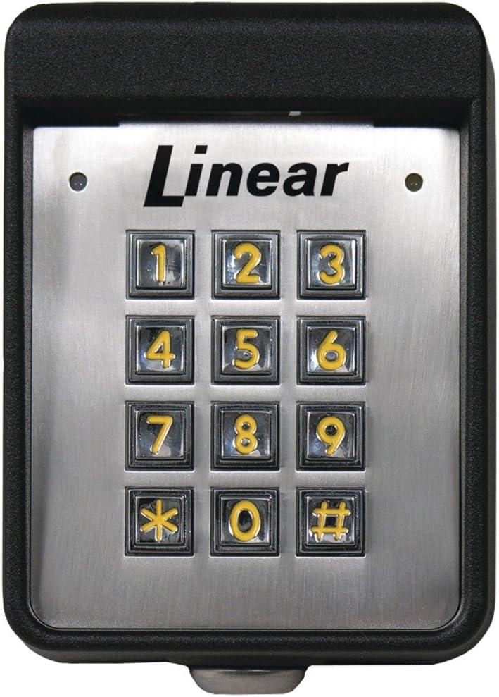 ACP00748 Outdoor Linear Access Control Digital Keypad