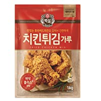Korean Beksul Authentic & Delicious Korean Taste Crispy Fried Chicken Mix 1Kg (3...