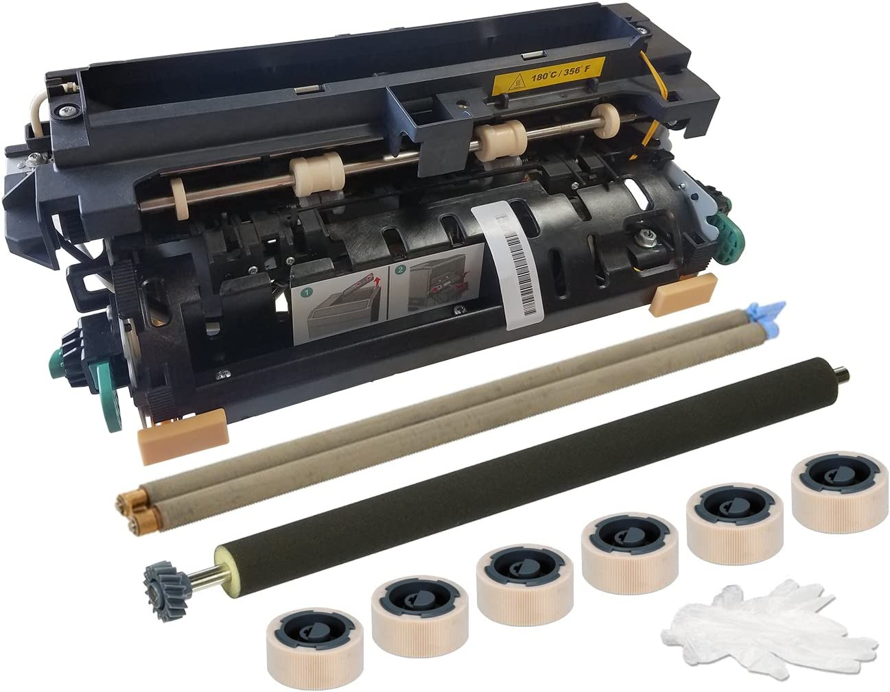 110V Altru Print 40X4724-AP Maintenance Kit for Lexmark T650 T656 Also for InfoPrint 39V3590 and Dell 330-9784 X654 X652 T652 X656 X658 T654