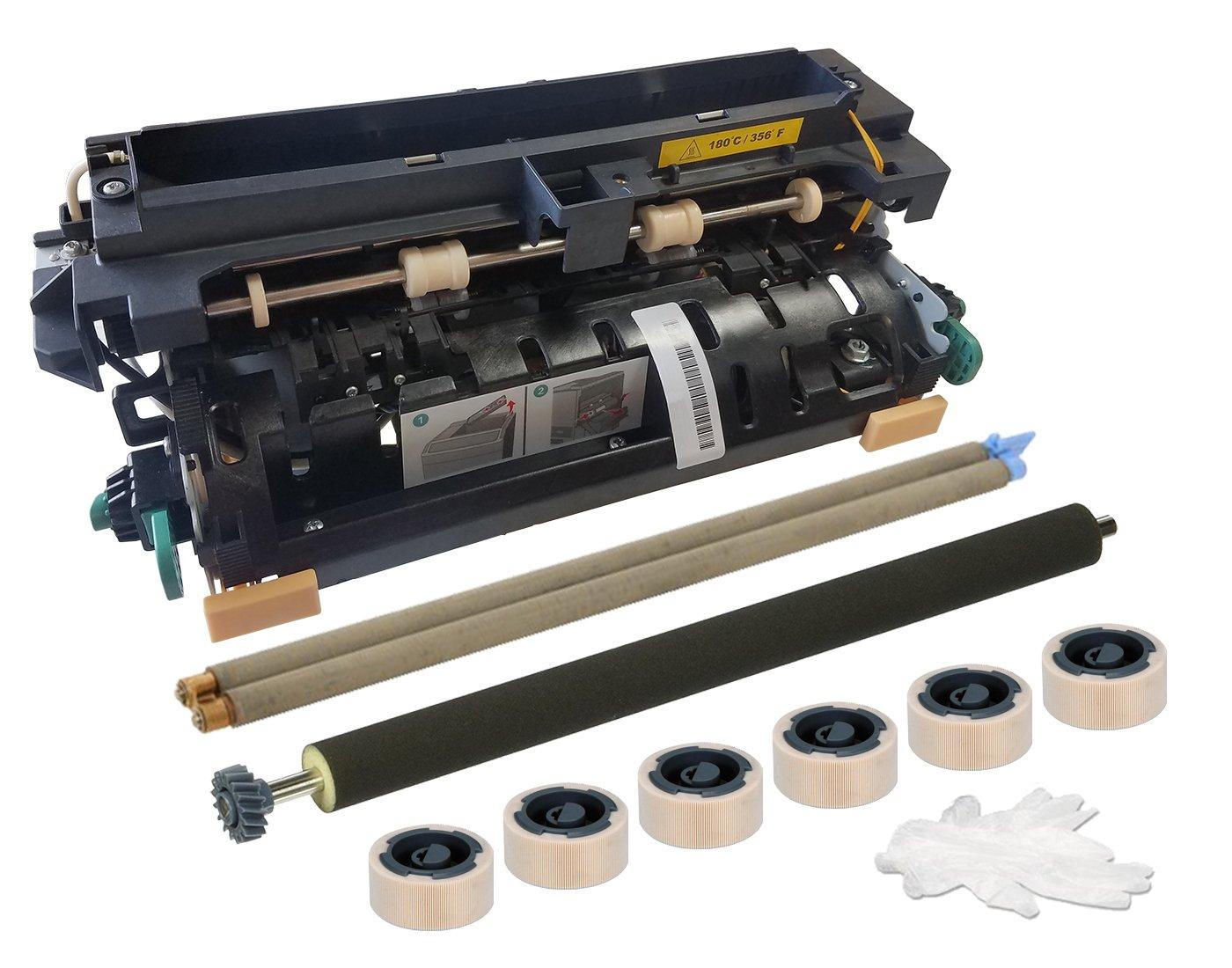 Altru Print 40X4724-AP Maintenance Kit for Lexmark T650 / T652 / T654 / T656 / X652 / X654 / X656 / X658 (110V) Also for InfoPrint 39V3590 and Dell 330-9784 by Altru Print