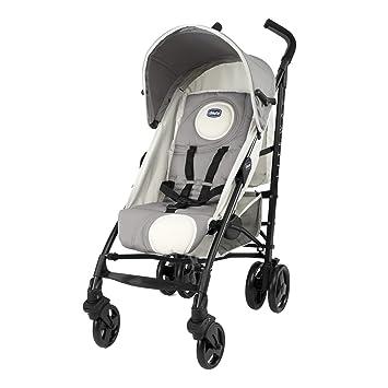 Amazon.com: Chicco Liteway carrito de bebé – gris: Baby
