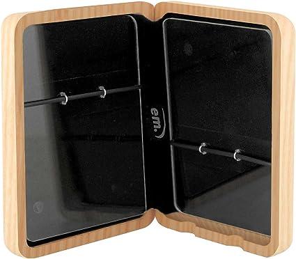 GEWA 751003 - Estuche para cañas clarinete 6 cañas natural lacado: Amazon.es: Instrumentos musicales