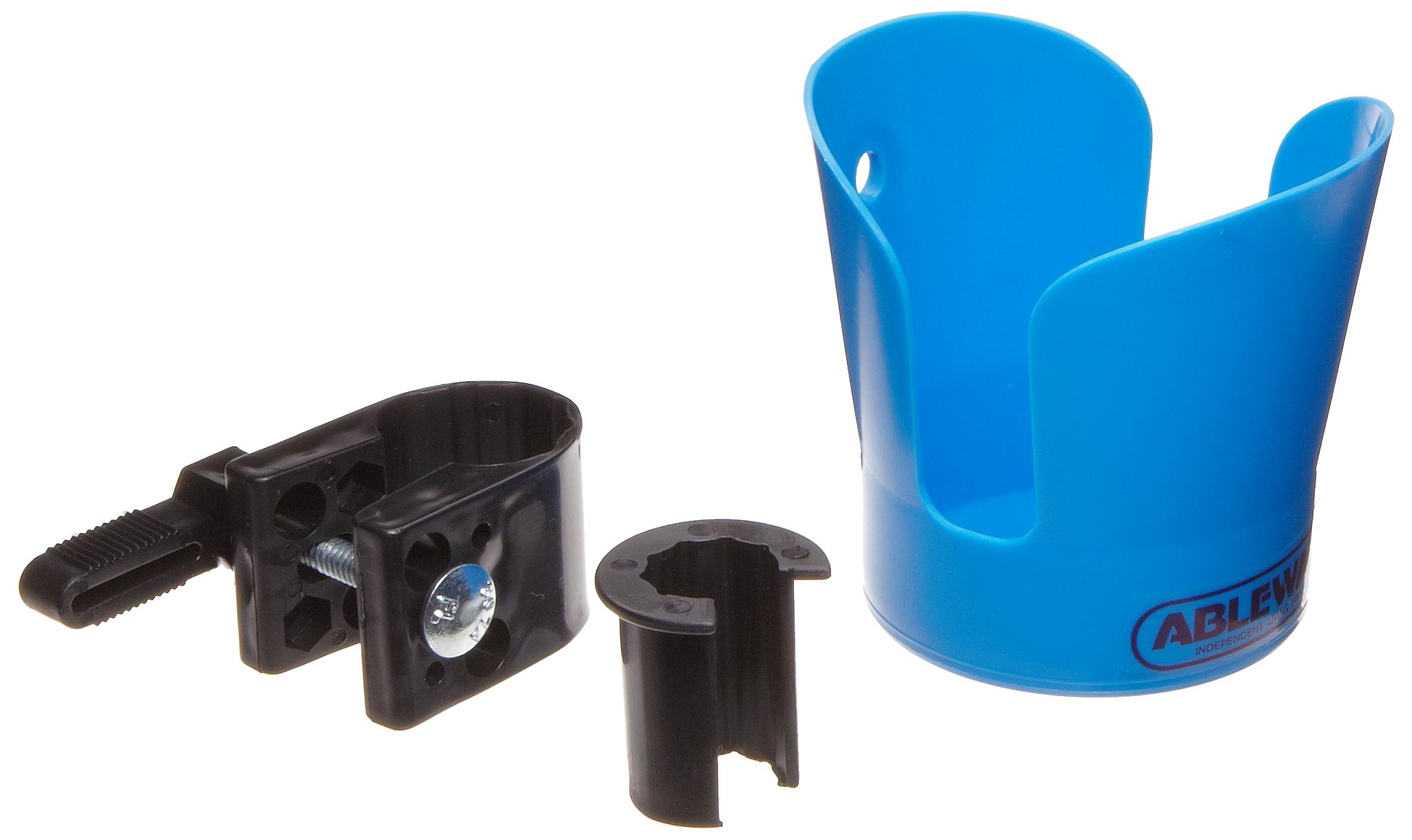 SP Ableware Wheelchair Cup Holder, Blue (706220001)