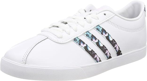 adidas Women's Gym Shoes, White (FTWBLA