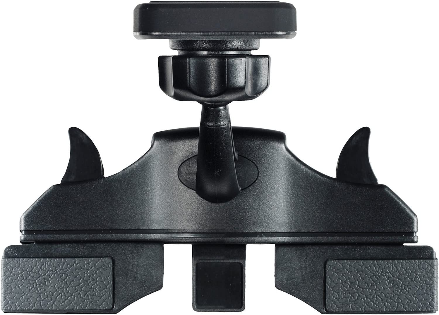 for Cell Phones and Mini Tablets with Fast Swift-Snap Technology, WizGear Cd Mount CD Slot Magnetic Car Mount Holder Fits Most Car Cd Slots