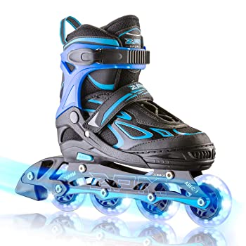 2PM SPORTS Vinal Girls Adjustable Rollerblades