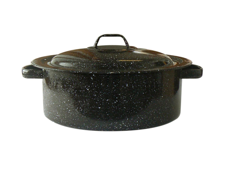 Granite Ware Covered Casserole, 3-Quart by Granite Ware
