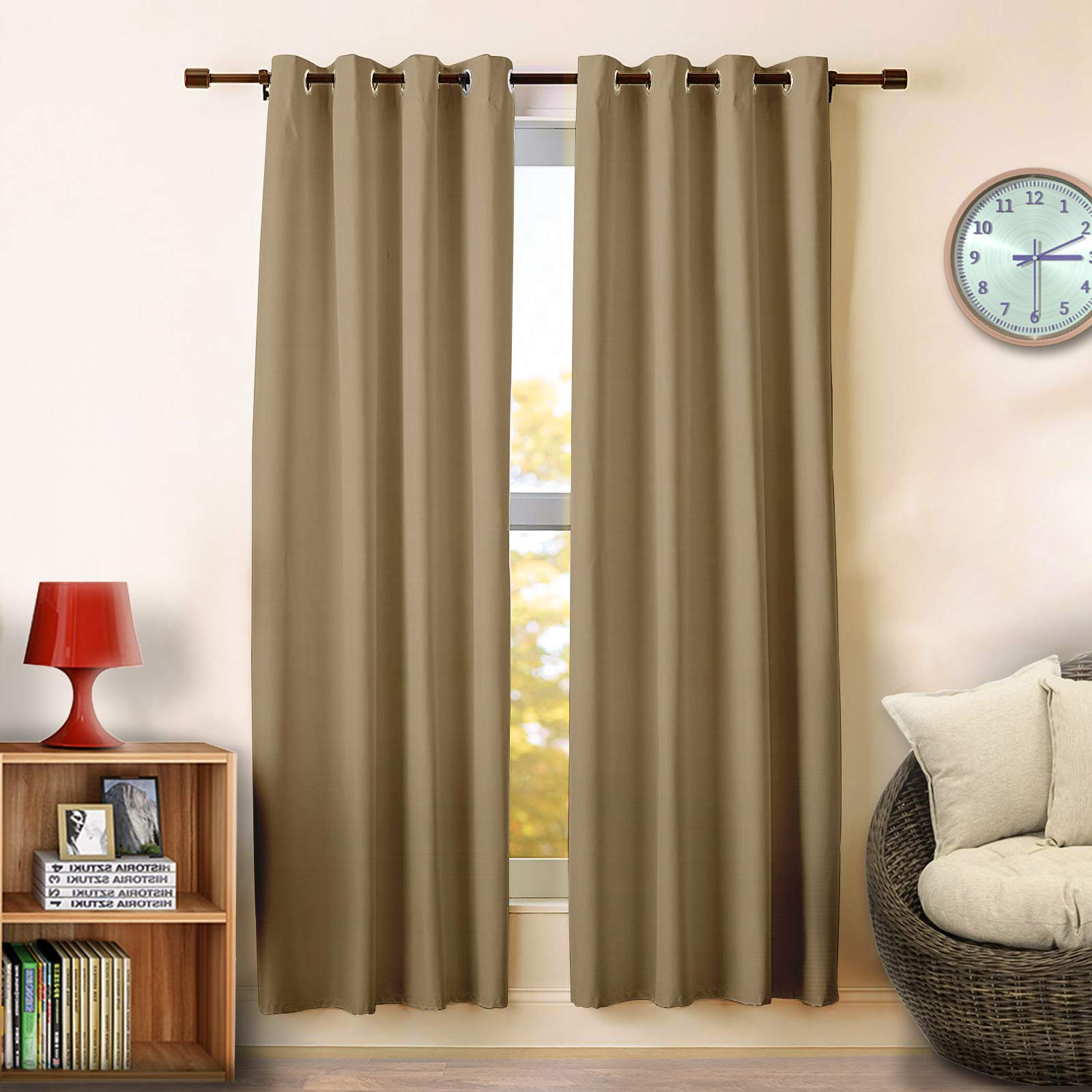 heavy weight Blackout curtains