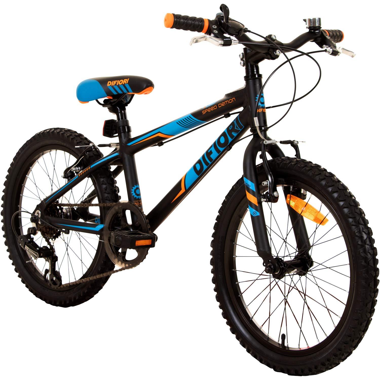 Difiori Speed Demon 18 Zoll Kinderfahrrad Jungenfahrrad Fahrrad ab ab Fahrrad ca. 5 Jahre e3c3a8