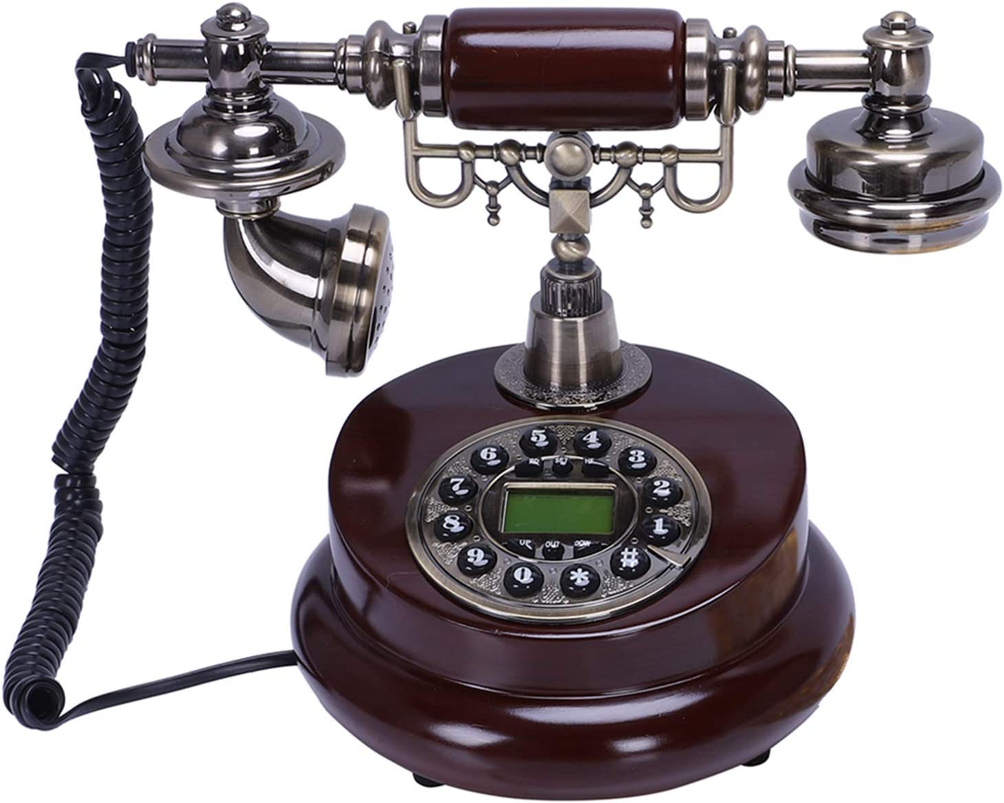Bestlymood Telefono Antiguo Disenador Nostalgia telefono