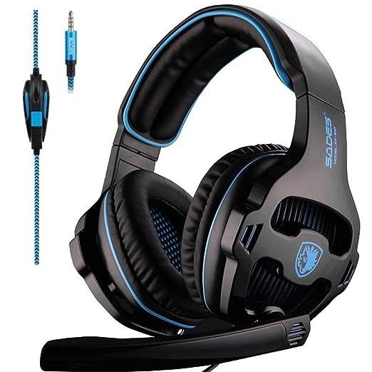 Review SADES SA810 Gaming Headset