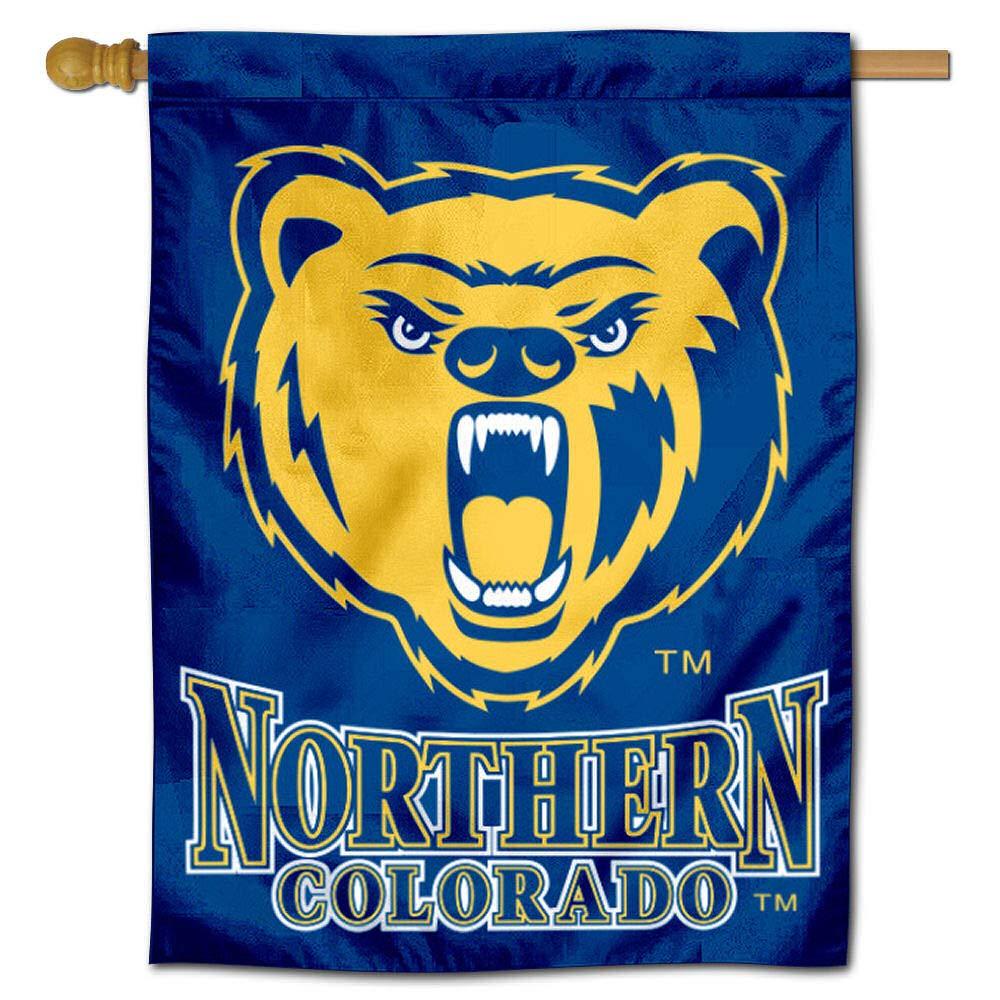 Northern Colorado Bears Banner House Flag