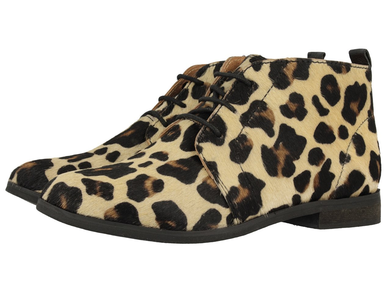 Gioseppo Brogues Luisiana, Brogues 15831 Femme Femme Multicolore (Leopardo) 3be2f1a - boatplans.space