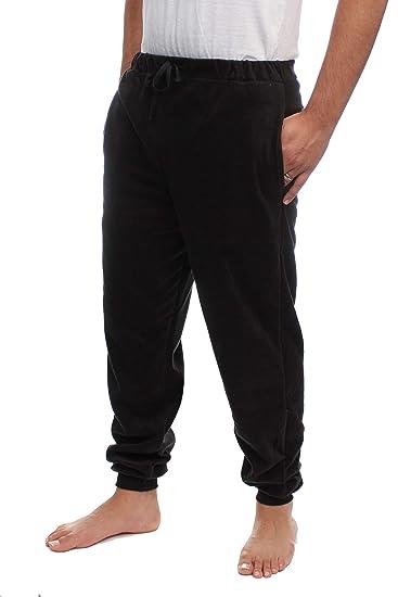Vmz Fashion Mens Fleece Pajama Jogger Slim Fit Lounge Pants Ultra