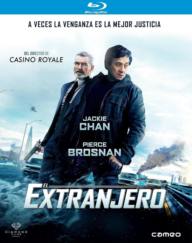 The Foreigner (Spanish Release) El Extranjero: Amazon.co.uk: Pierce  Brosnan, Jackie Chan: DVD & Blu-ray