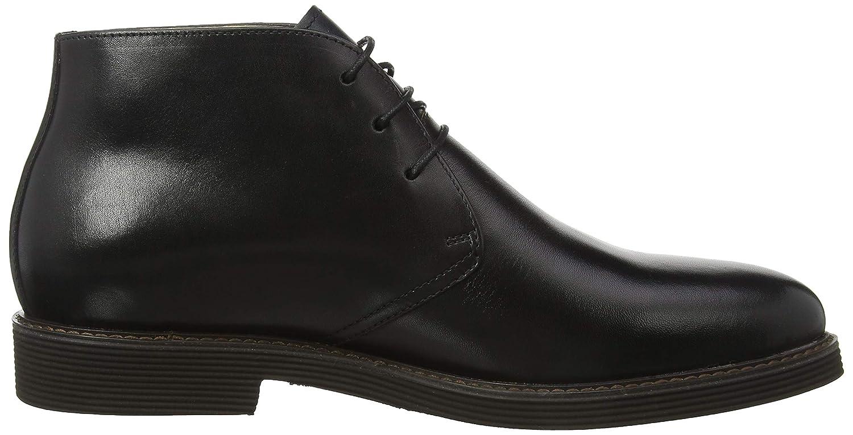 Steptronics Herren Knightsbridge Chukka Boots, 001) Schwarz (Black 001) Boots, 1c7308