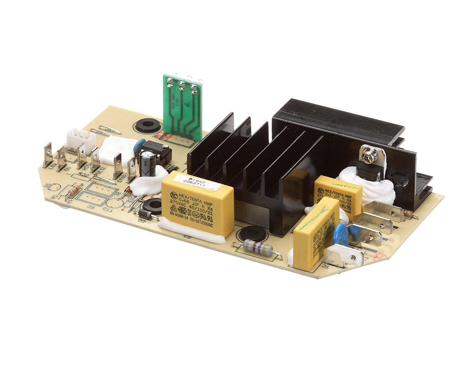 Image of Home and Kitchen Hamilton Beach 990151920 Control Board for Model Hbh550