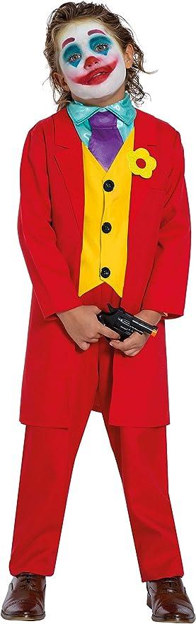 FIESTAS GUIRCA Disfraz Mr Smile niño niño: Amazon.es: Deportes y ...