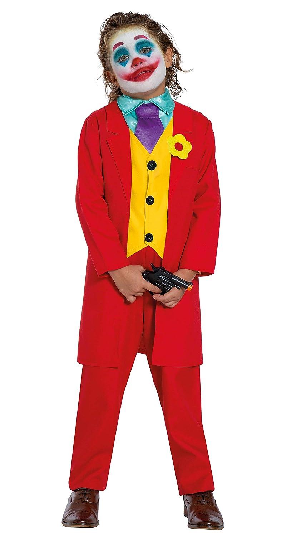 Fiestas Guirca Costume Mr Smile Bambino Ragazzo