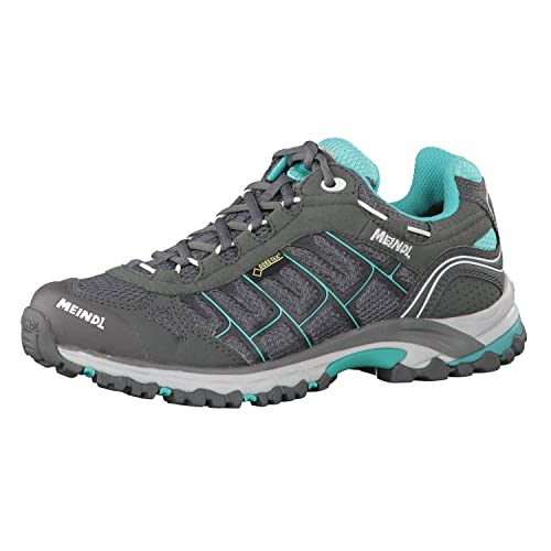 Zapatos grises Meindl Cuba para mujer 3yzMe3