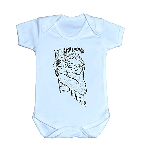 490e1e46e Baby Body Suit Baby Clothes Unisex Baby Shirt Sloth Baby Shirt