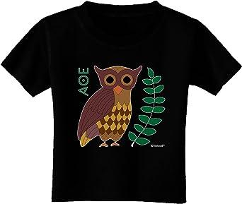 TooLoud Golden Fleece Black and White Design Toddler T-Shirt