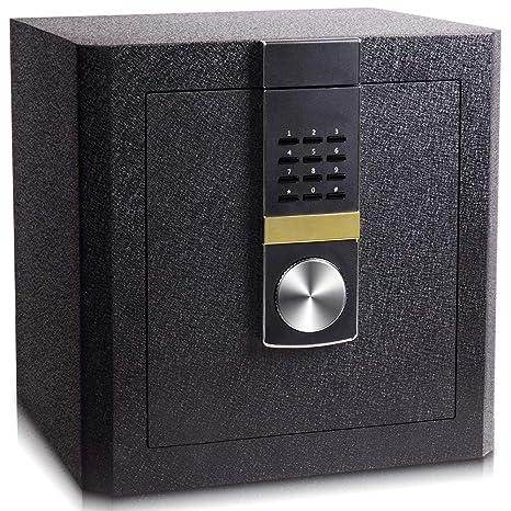 HYYQG Caja Fuerte Portatil, Panel Seguridad Digital Sistema ...
