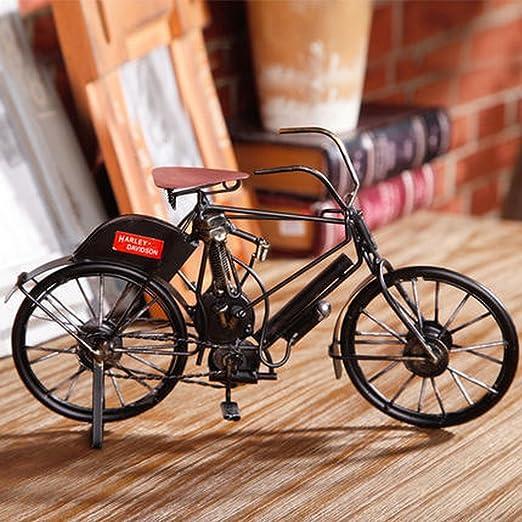 wei Modelo de Bicicleta de Metal de Hierro Hecho a Mano del País ...