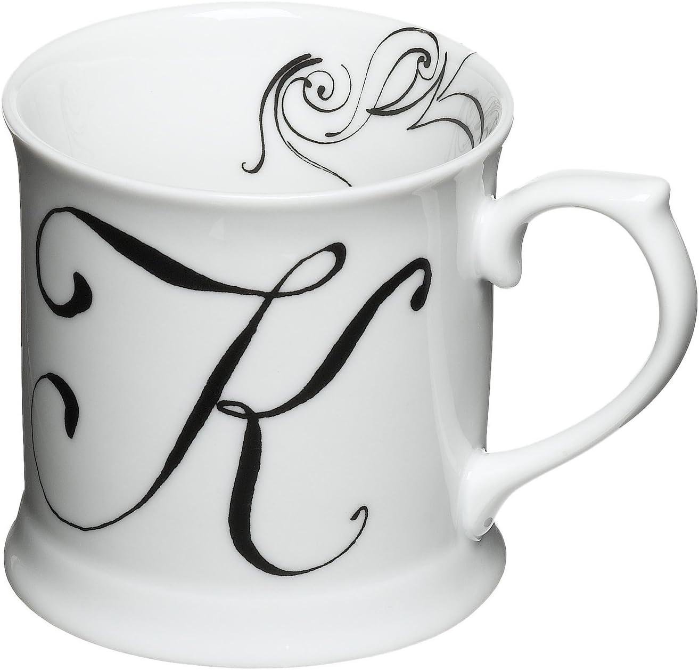 Rosanna Initially Yours Mug Letter E 40700-e