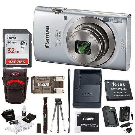 Review Canon PowerShot ELPH 180