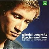 Rachmaninov : Preludes Op.23 & Moments musicaux