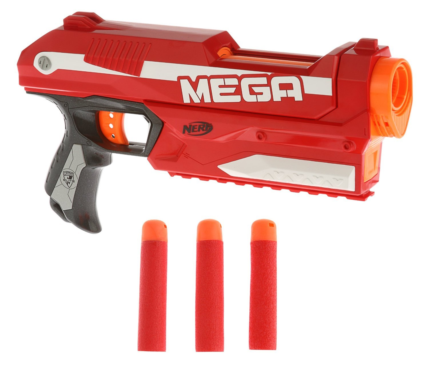 Nerf Gun Rival Atlas XVI-1200 Red Team includes Mag and 4 balls Ammo