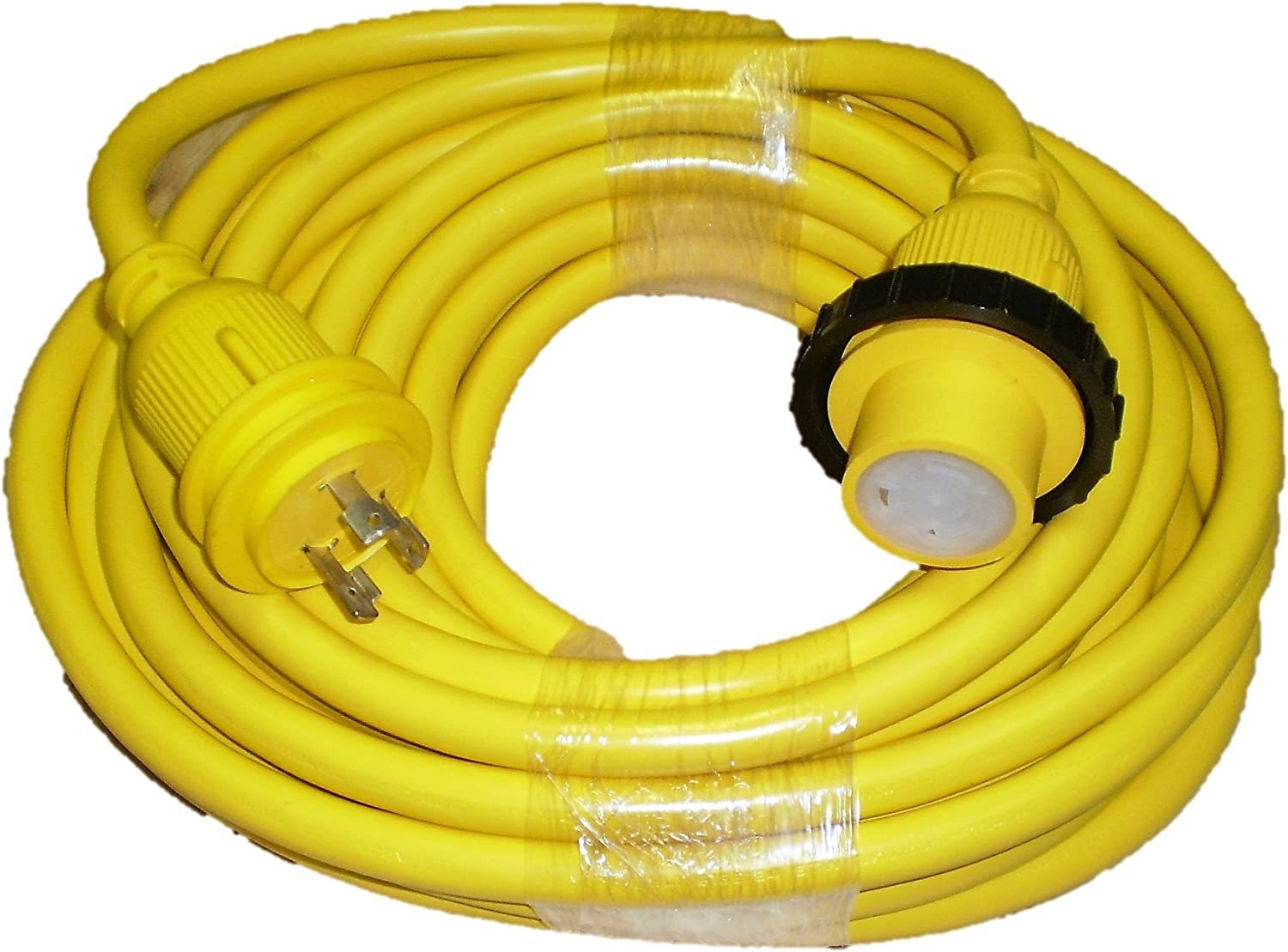 25 ft 7724 Marine Shore Power Extension Cord 30 Amp
