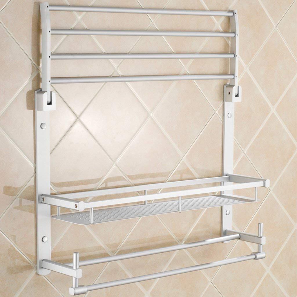 60 * 22 * 40Cm Wand befestigter Badezimmer-Halter-Badezimmer MJY Lagerregal