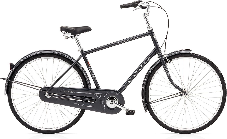 Electra Amsterdam Original 3I - Bicicleta Urbana para Hombre (28 ...