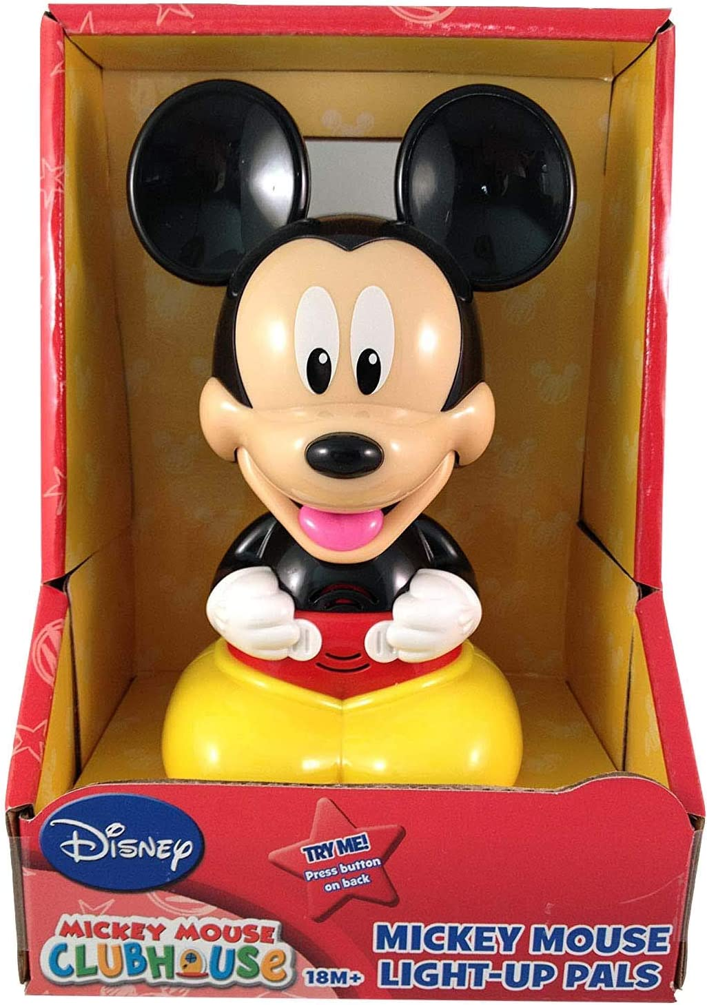 NEW Disney Minnie Mouse Talking and Light Up Pal