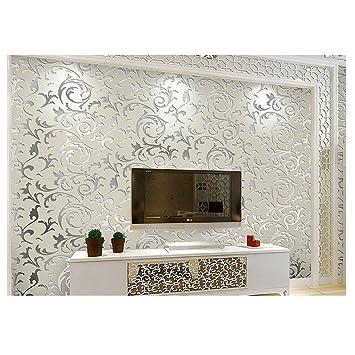 3D Tapete Vlies texturiert für TV-Wand, Schlafzimmer, Wohnzimmer ...