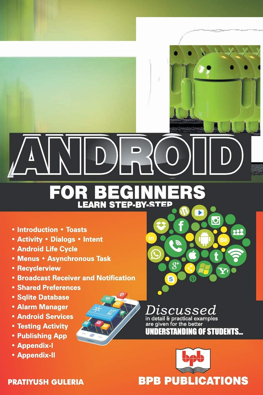 Buy Android for Beginners : Learn Step-by-Step Book Online
