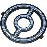 Amazon.com: Genuine Mazda LF6W-14-700A Engine Oil Cooler with Seal: Automotive