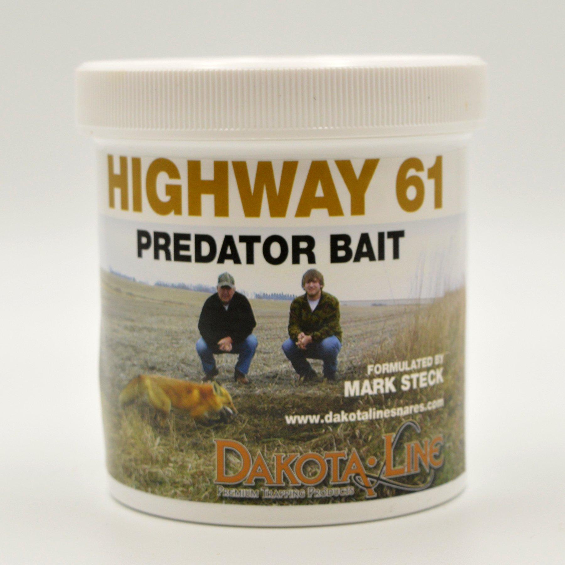 1 - Pint HIGHWAY 61 Predator Bait by DakotaLine (Image #1)