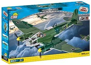 COBI Small Army Heinkel He 111 Plane Building Kit