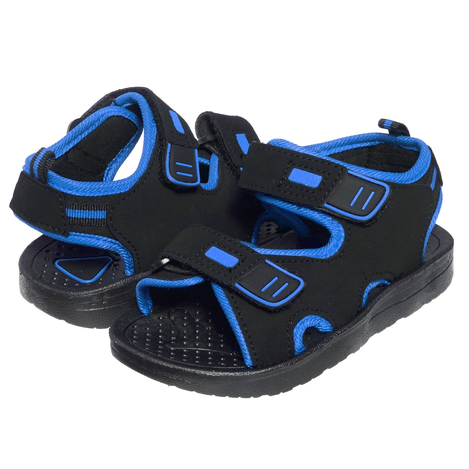 PROPEL X Boys Double Strapped Closed-Toe Sport Sandals
