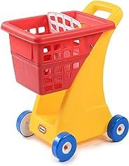 Carro Supermercado Luxo Vermelho Little Tikes