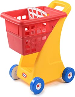 product image for Little Tikes Shopping Cart - Yellow/Red