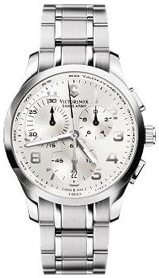 Victorinox 241404 - Reloj de pulsera hombre, color Negro