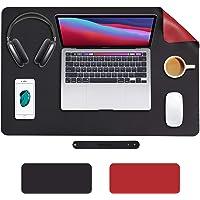 SOJITAS Tapete para Mouse de Piel Sintética 600*400*2 MM, Mousepad para Oficina Accesorios para Escritorio, Alfombrilla…