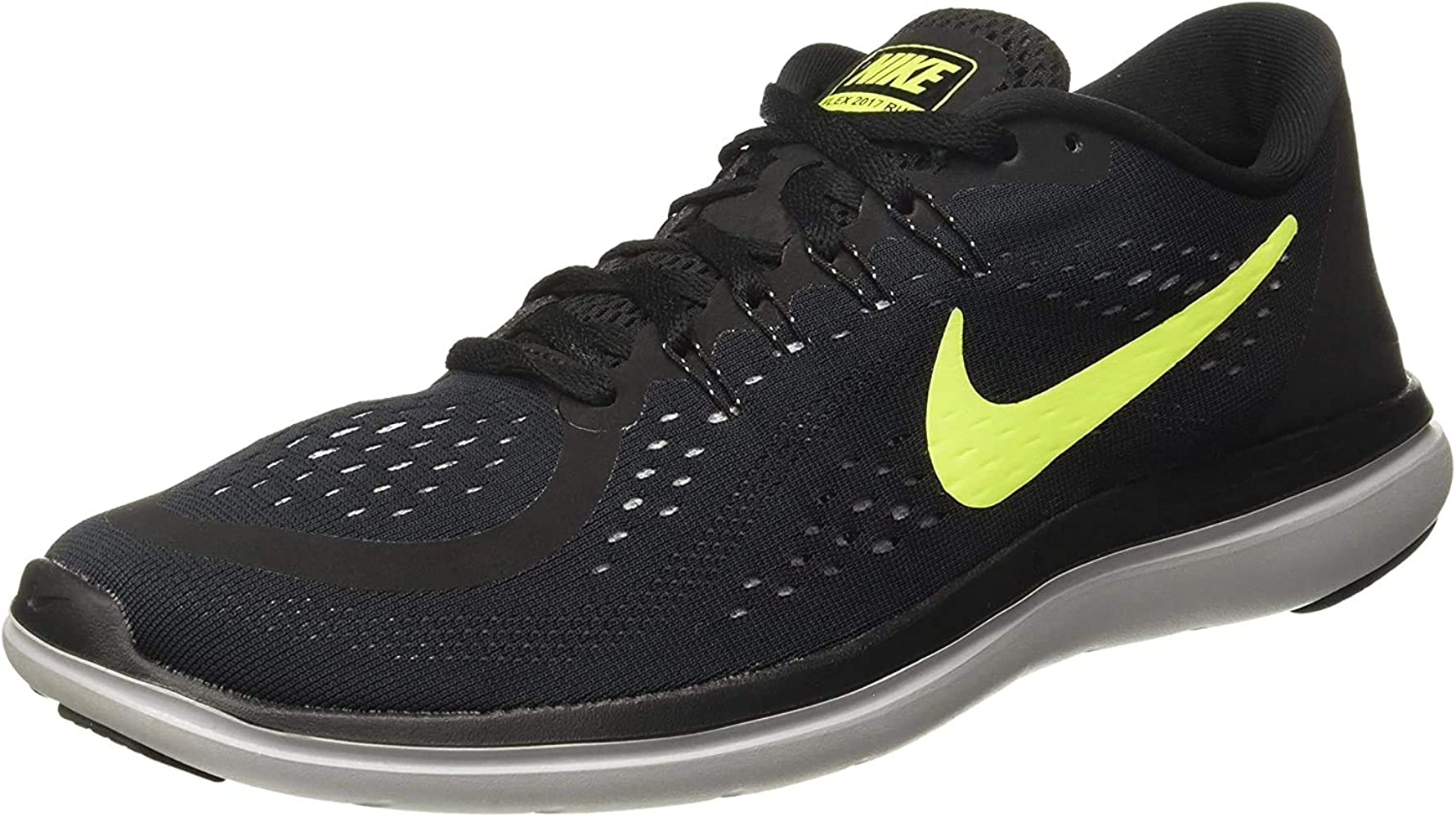 Nike Flex 2017 RN, Zapatillas de Deporte para Hombre, Multicolor ...